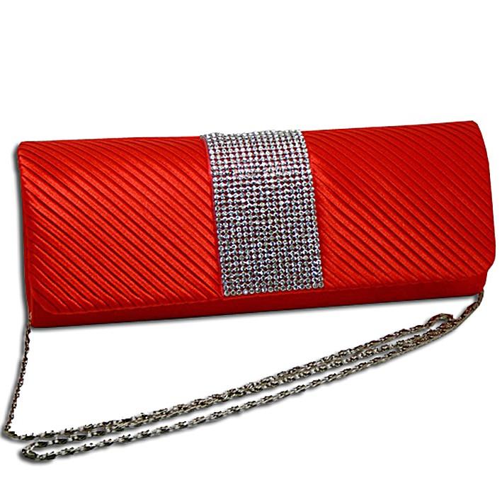 Купить красный клатч в москве